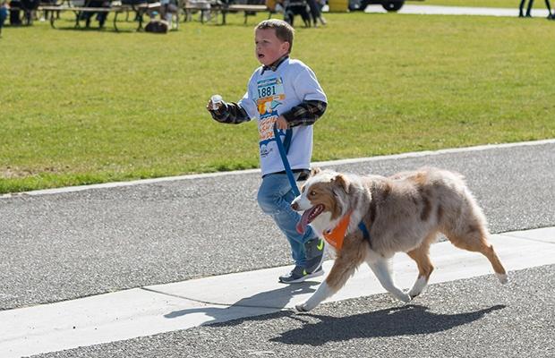 Fun Runs with Dogs: Doggie Dash Dawdle