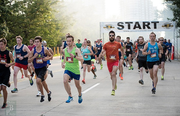 Best Races for Fit Foodies: Burgers and Beer 5K