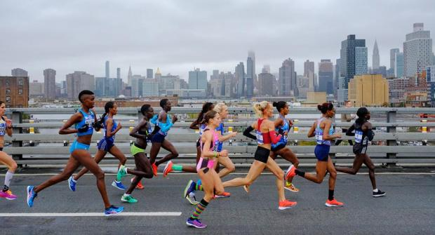 The 15 Best Fall Marathons in the U.S. - TCS New York City Marathon in New York, New York