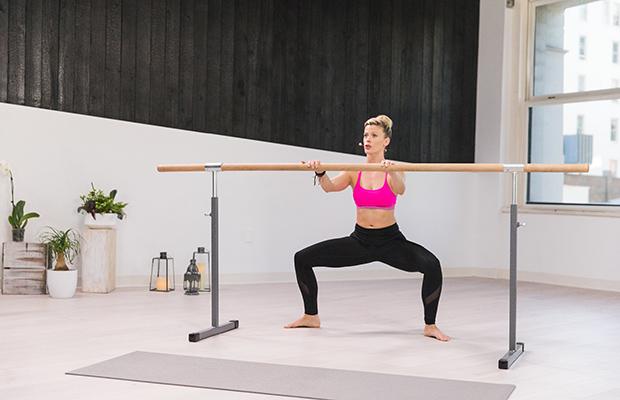 Butt Exercises: Sumo Squat Exercise
