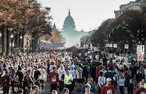 DC Turkey Trot for Hunger