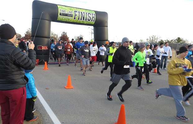 Oklahoma City Turkey Trot