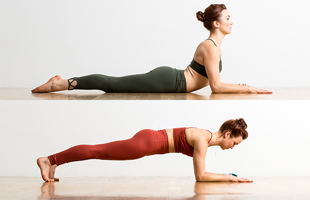 50 Ab Exercises: Sphinx to Forearm Plank