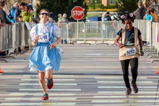 The 50 Best Half-Marathons in the U.S. - Garmin Half Marathon in Olathe, Kansas