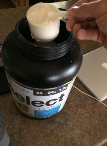 PES Select blend