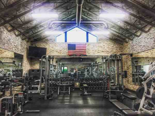the rocks gym