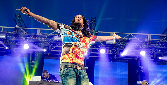picture: waka flocka