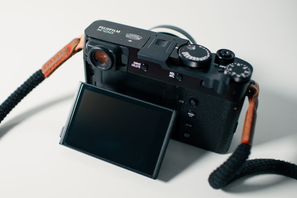 Best screen protector for Fujifilm X100V