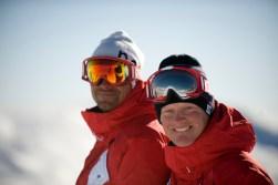 Ski Lessons by Native English Speaking Ski Instructors of the Soldeu Ski School