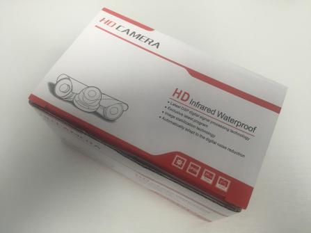 The external packaging