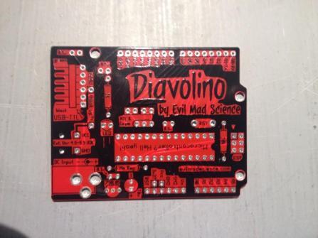 Diavolino Top Side