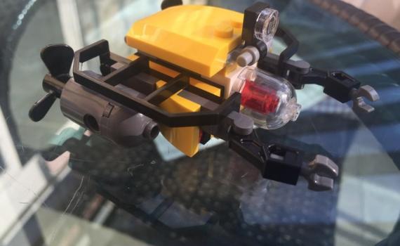 Lego ROV