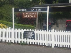 Much Natter station