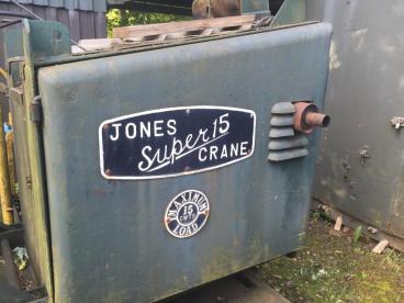 Jones Super 15 Crane