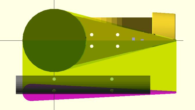 Skippy's OpenSCAD OpenROV