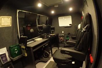 Pilot & Co-Pilot Control station