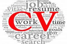 CV Writing snakeoil