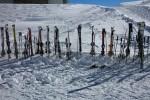 ski storage?