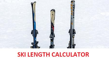 Ski Length Calculator