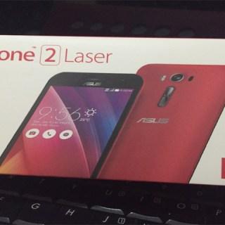 Asus ZenFone 2 Laser 5.0   Skip The Flip