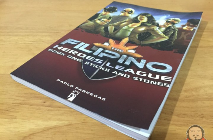 The Filipino Heroes League - Book 1 by Paolo Fabregas | Skip The Flip