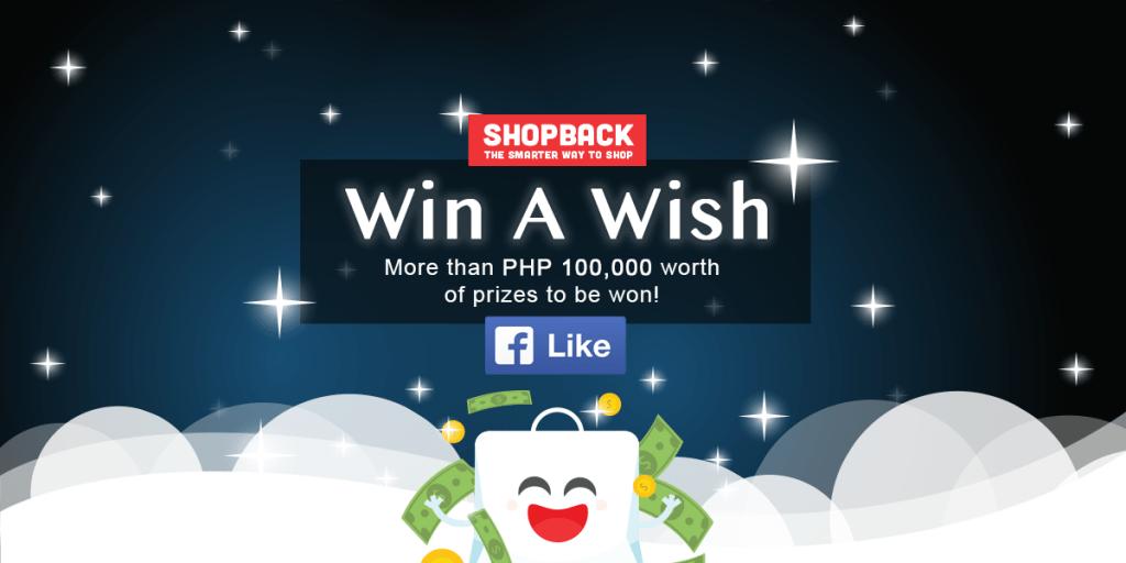 It's A ShopBack Philippines 1st 'Appy Birthday + Win-A-Wish Blogging Contest | Skip The Flip