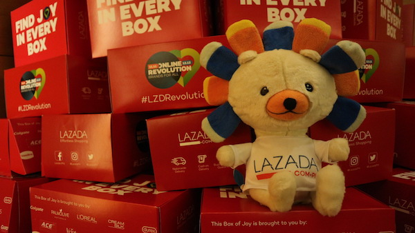 Online Revolution Sale with Lazada Philippines from 11.11 to 12.12   Skip The Flip