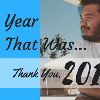 The Year That Was... Thank You, 2016 | Skip The Flip