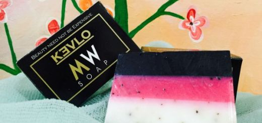 My Skincare Regimen With Kevlo MW Soap | Skip The Flip