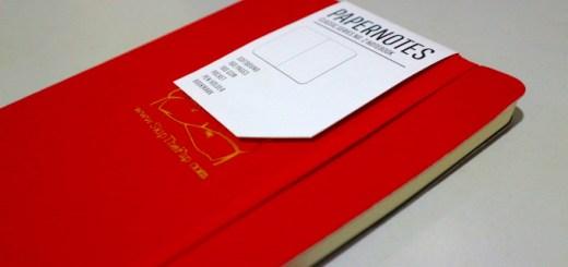 Papernotes Customized Notebooks   Skip The Flip