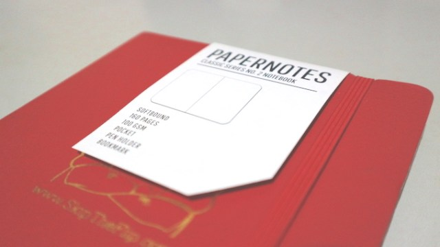 Papernotes Customized Notebooks | Skip The Flip