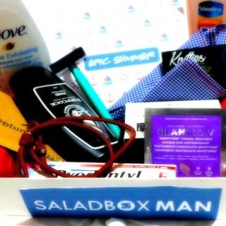 The Epic Summer Box From Saladbox Man | Skip The Flip
