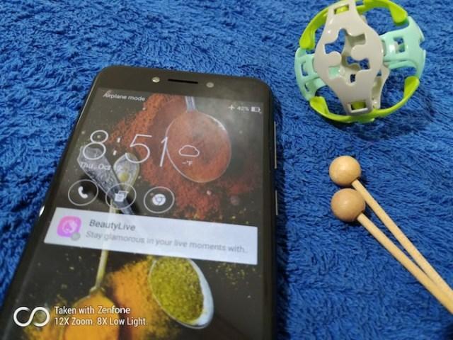 Asus ZenFone Live | Skip The Flip