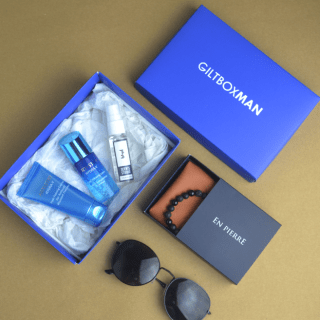 Giltbox: A Gentleman's Guide To Style And Skin Care In A Limited Edition Box | Skip The Flip