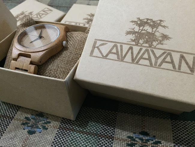 Wear The Colors Of Nature With Kawayan Watches | Skip The Flip