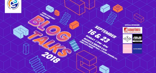 "The Cebu Content Creators ""Blog Talks"" Workshop (And Why You Should Attend) 