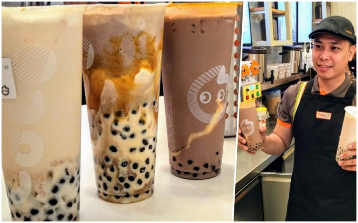 The Sweet Indulgence Of Milk Teas and Coco | Skip The Flip