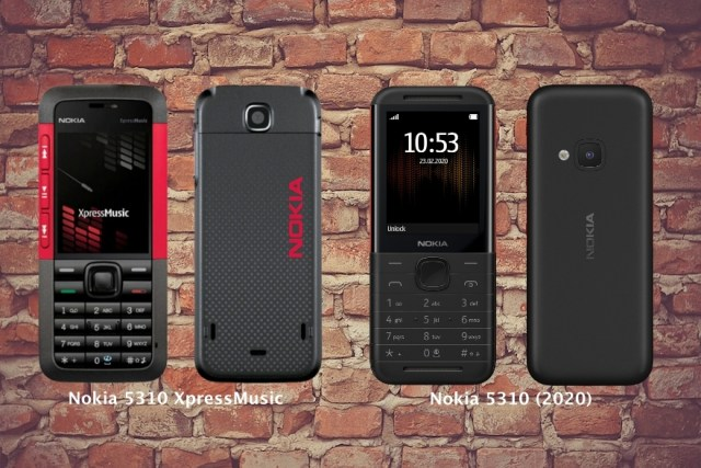 Listen Loud: Nokia Introduces Another Of Its Originals -- The Nokia 5310 | Skip The Flip