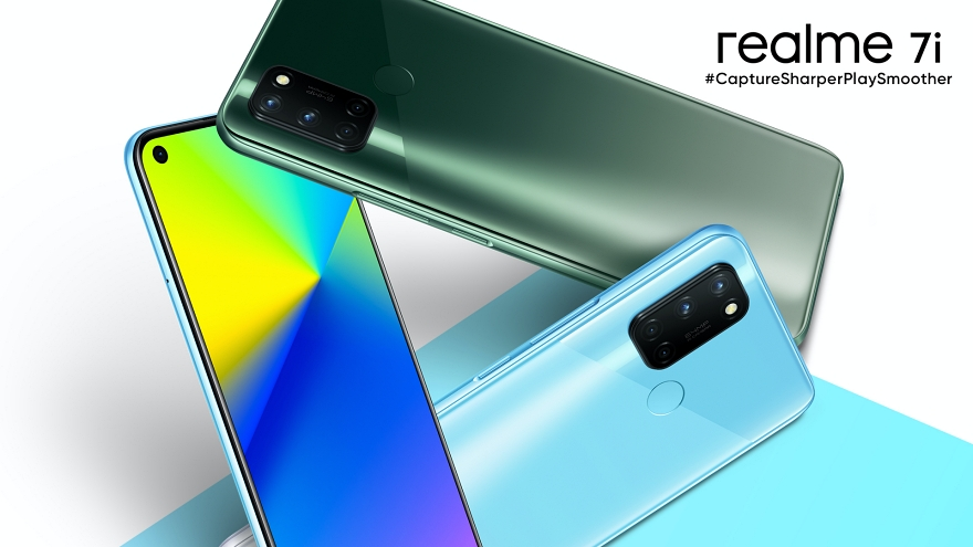 Capture Every Style With The New realme 7i on October 21st   Skip The Flip