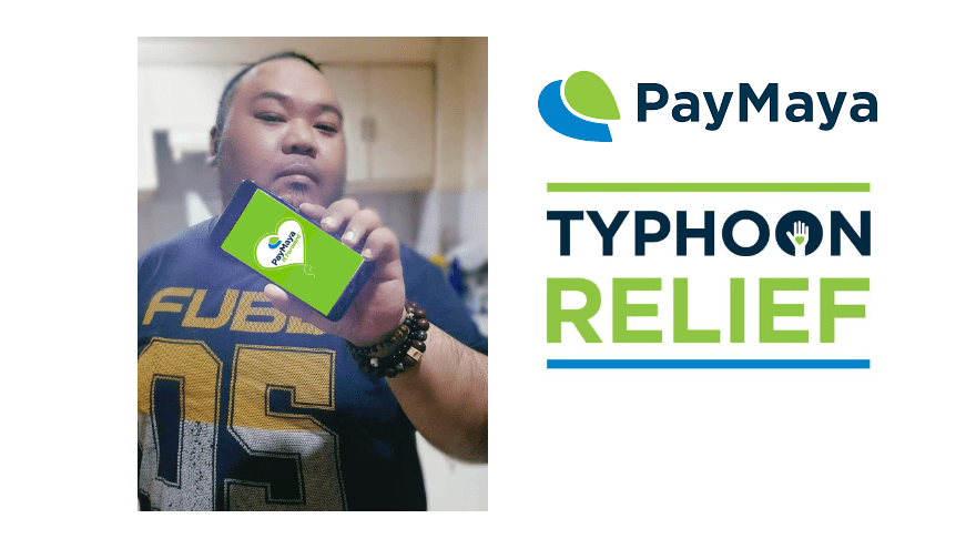Pay It Forward With PayMaya: How To Donate to Typhoon Victims   Skip The Flip