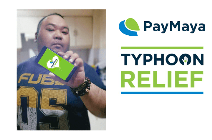 Pay It Forward With PayMaya: How To Donate to Typhoon Victims | Skip The Flip