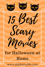 This year, stay in your jimmies and celebrate Halloween at home with this list of movies.