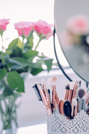 Save money on makeup over 40 with this simple tips.