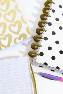 Journalling alone isn't enough to get you through Empty Nest.