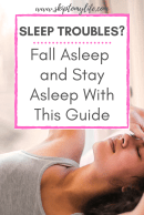You can get restful sleep in crisis with these tips.