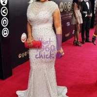 LADY IN WHITE (MERCY AIGBE GENTRY)