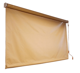 Industrial Roll Up Curtain