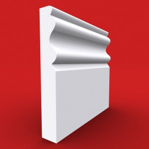 regency d skirting board
