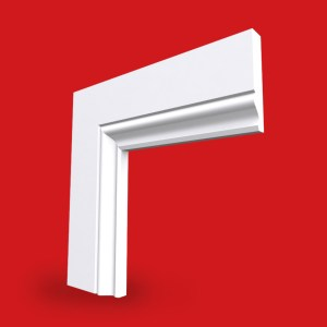 ovolo mini architrave profile