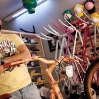 Μίλτος Γκολέμης: Μεταμορφώνοντας το παλιό σου ποδήλατο!
